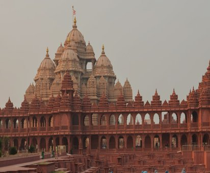 Top 5 Places to Visit Delhi
